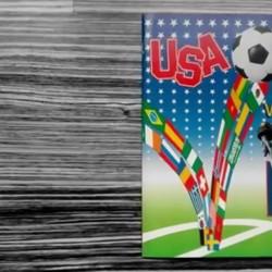Panini USA WK 1994 Compleet