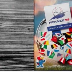 Panini France 1998 WK