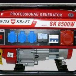 Swiss Kraft 8500 Stroomgenerator Aggregaat 2000 Watt
