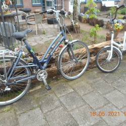 2 fietsen werken goed