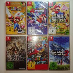 nintendo switch games VEEL