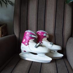 Meisjes schaatsen maat 34 _ 37