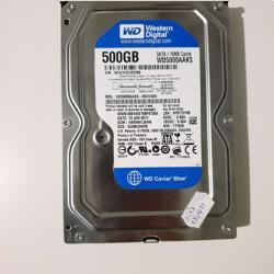 Hard Drive 500GB SATA - Western Digital