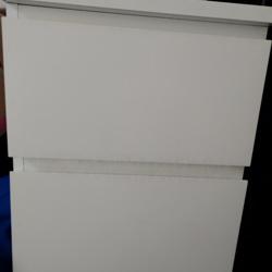 Nachtkastjes IKEA Malm (2x)