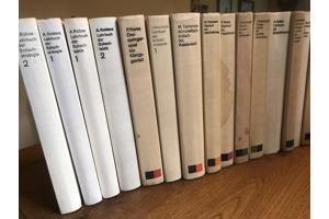 Schaakbibliotheek van 50 boeken, voor diverse niveaus