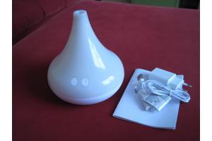 luchtbevochtiger en lamp