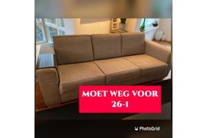 Gelderland 3 zitsbank - model 6230