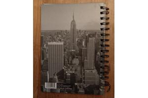 Notitieboek New York City