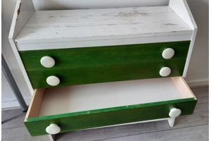 Stevig houten ladekastje