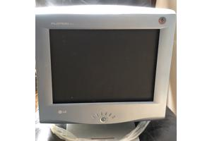 LG monitor met aansluiting voor PC