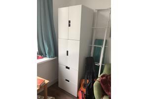 Ikea lade- en legkast