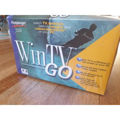 WinTV GO van Hauppauge, model 607, NIEUW