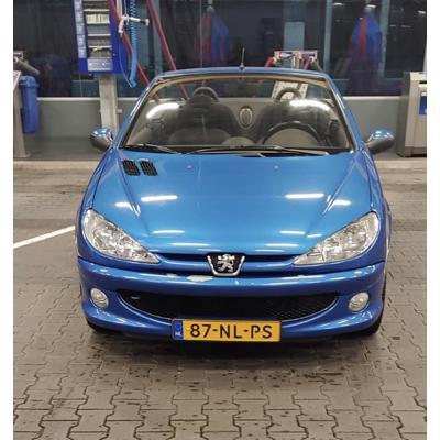 Te Koop!  Peugeot 206 Cabrio