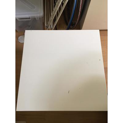 2 Ikea tafeltjes
