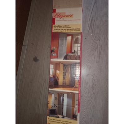 Frame voor schuifdeur kledingkast