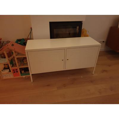 Ikea wit dressior 2X