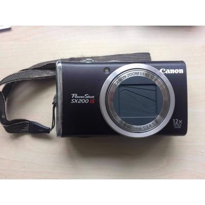 Digitale camera Canon PowerShot SX-200