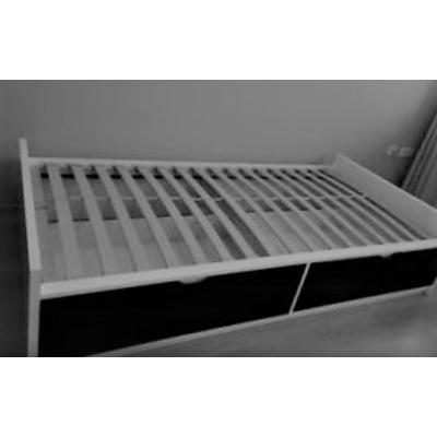 Ikea kast en Bed plus matras