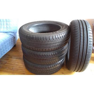 Michelin banden vier stuks