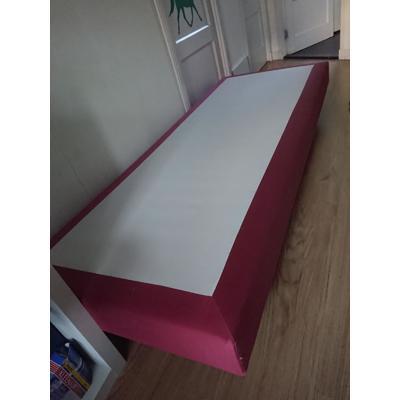 Bed boxspring