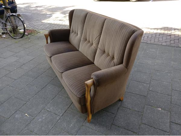 Bank bankstel sofa 3 personen