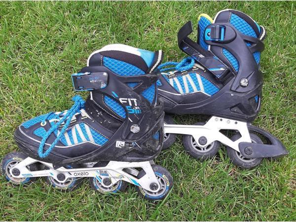 Skates, merk Oxelo, maat 38 - 41