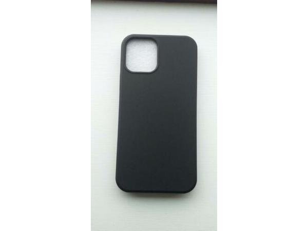 Iphone 12 cover hoesje marmer siliconen
