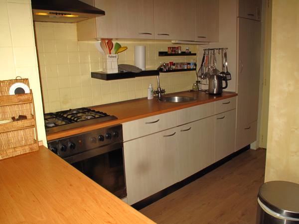 complete keuken, zelf demonteren