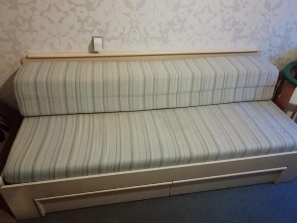 witte bedbank
