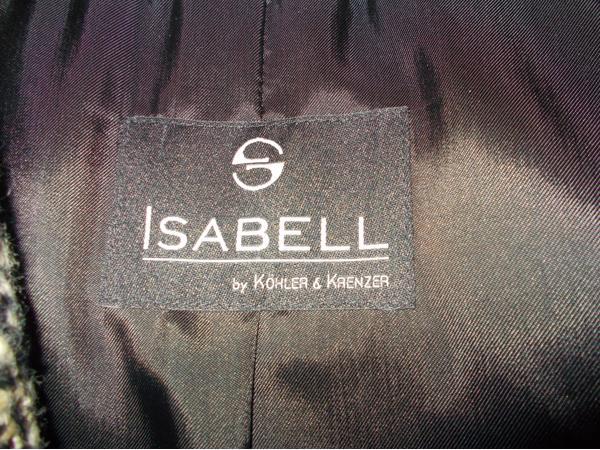 Zeer chique dames mantel van Köhler & Krenzer