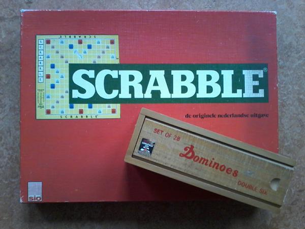 Scrabble en domimo