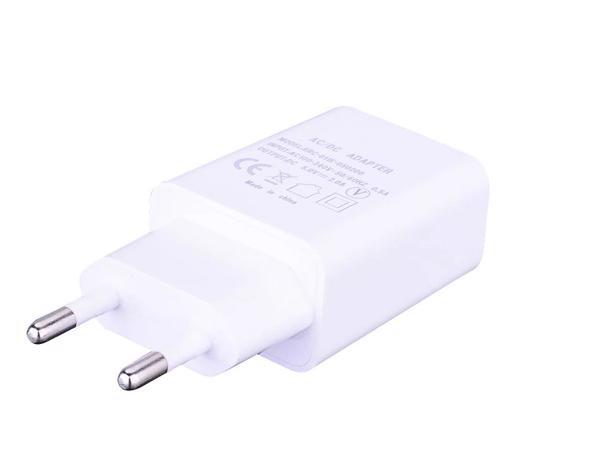 Snelle oplader voor Samsung wit (USB-C) 2 Opladers = €10,-
