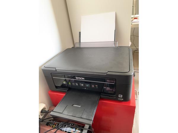 Epson printer xp 205
