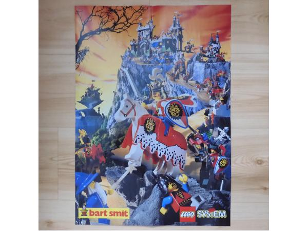 Lego posters (uit 1995)
