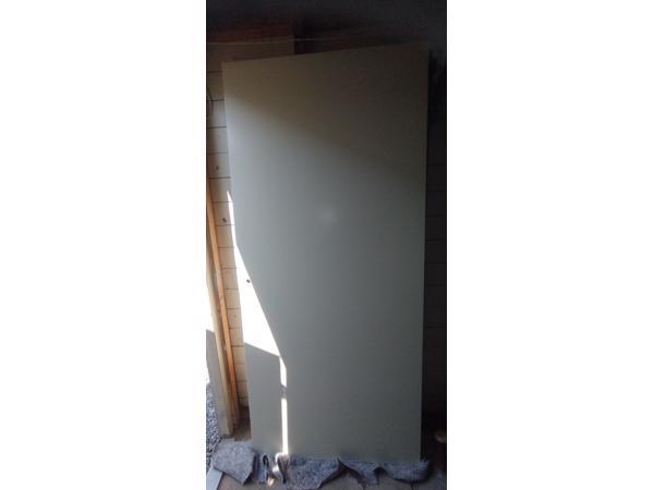 Binnendeur opdek 211 x 63