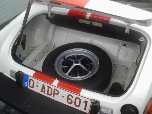 MG Midget 1500 RHD PERFECTE STAAT