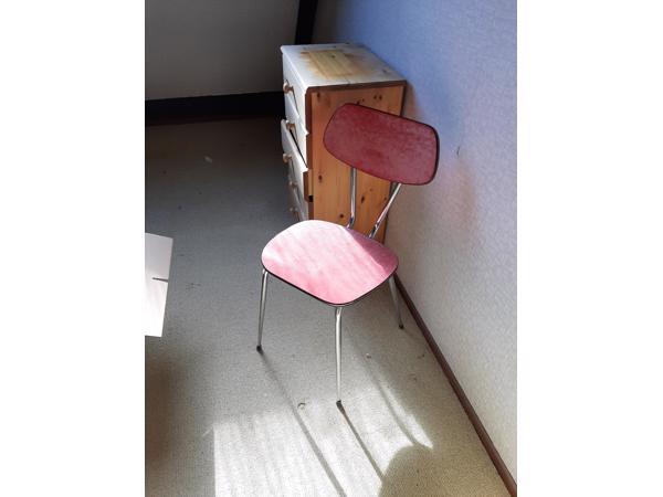 Old school stoel
