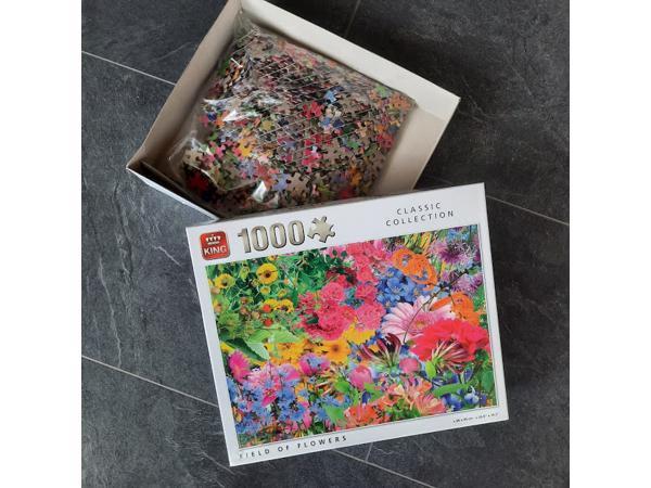 Legpuzzels (1000  stukjes)