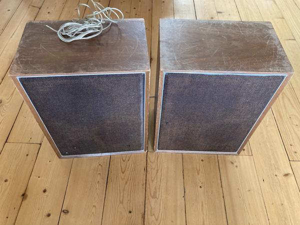 Phillips Speakers (gedeeltelijk defect)