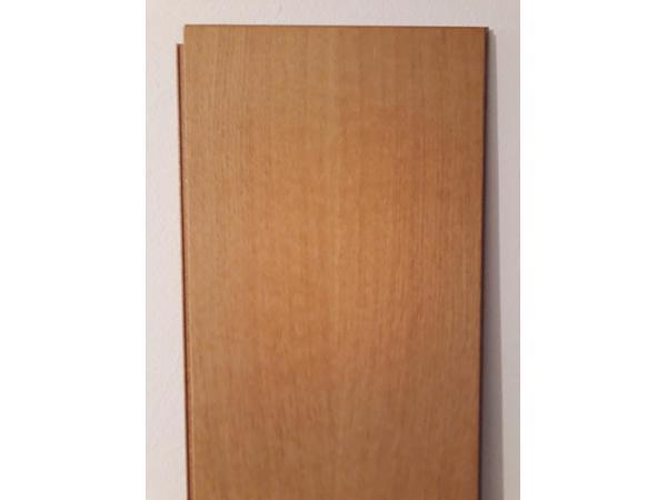 7 M2 houten laminaatvloer