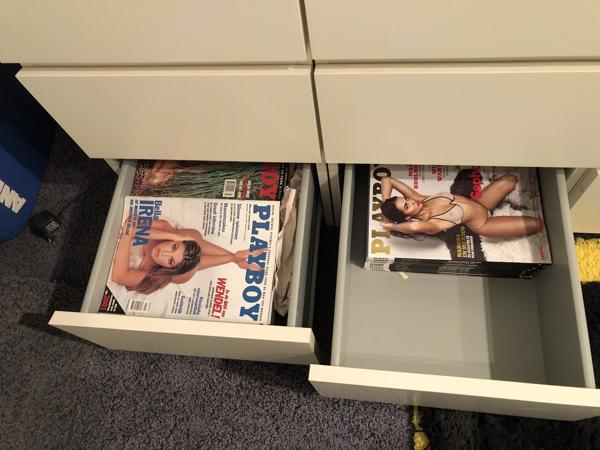 Te Koop alle in Nederland uitgebrachte Playboy magazines