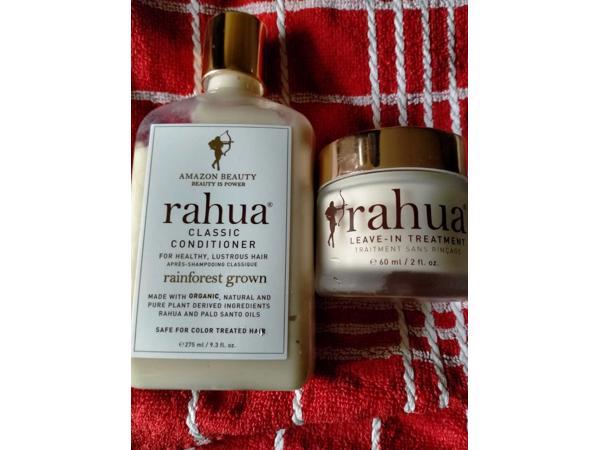 Rahua classic conditioner en leave in