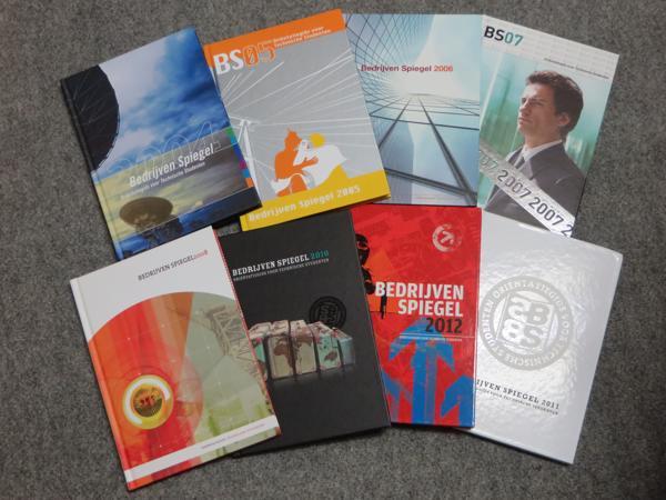 Bedrijvenspiegel oriëntatiegidsen (2004 - 2012)