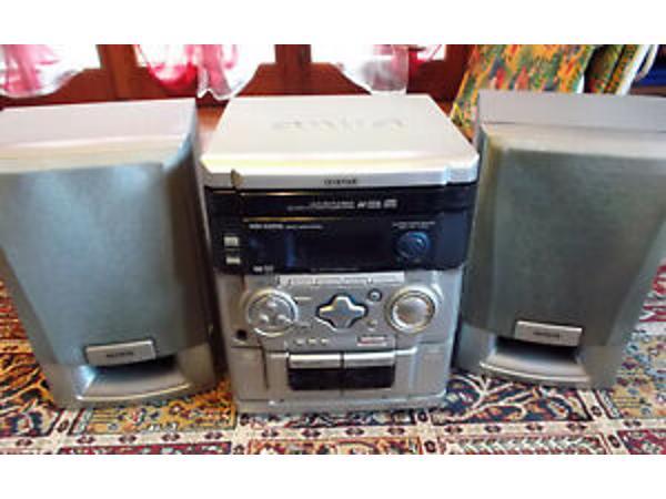 Aiwa nsx-sz205 cd/radio/etc
