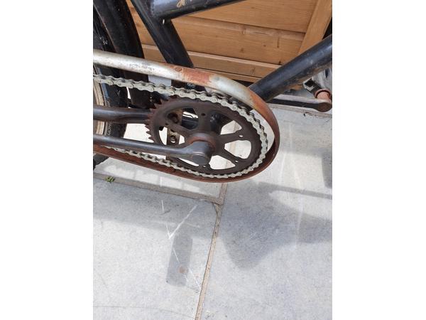 Dames(kroeg) fiets