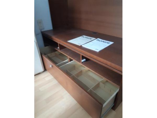 IKEA-TV-/audiomeubel Bonde (bruin)