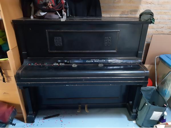 Piano voor een liefhebber