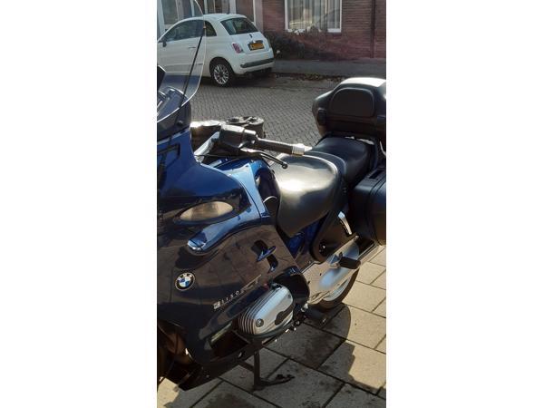 BMWR1150RT bj2003 in uitstekende staat