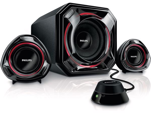 Philips SPA5300 desktopspeakers