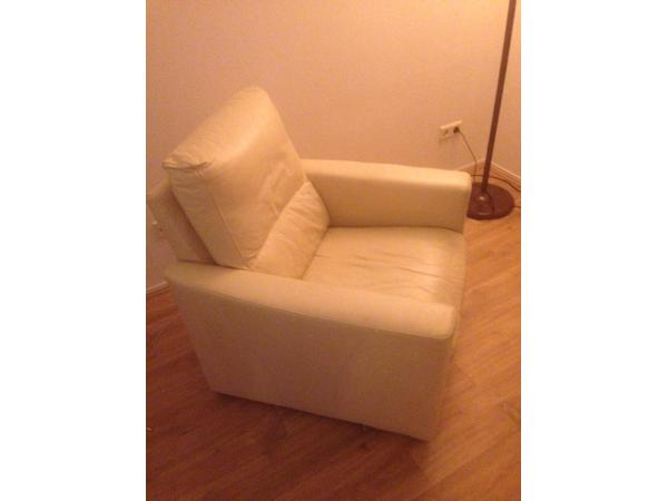3 zits bank en fauteuil